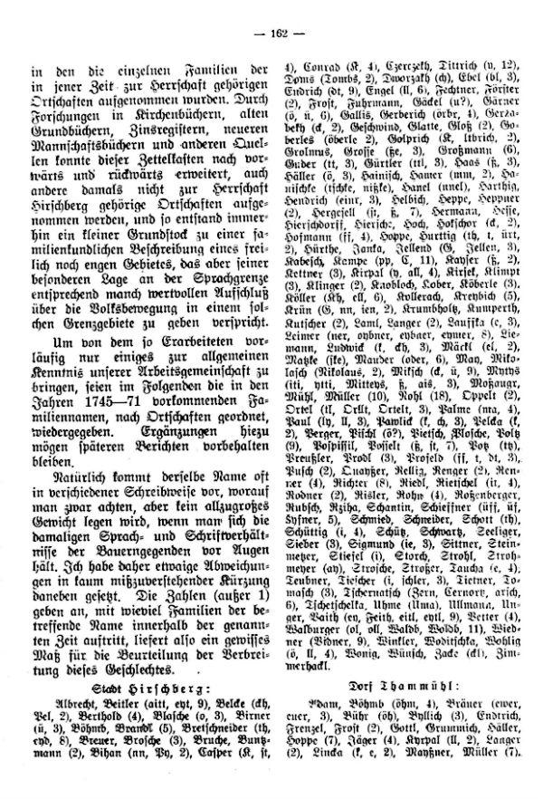 Die Mannschaftsbücher der Herrschaft Hirschberg in den Jahren 1745-1771 - 2