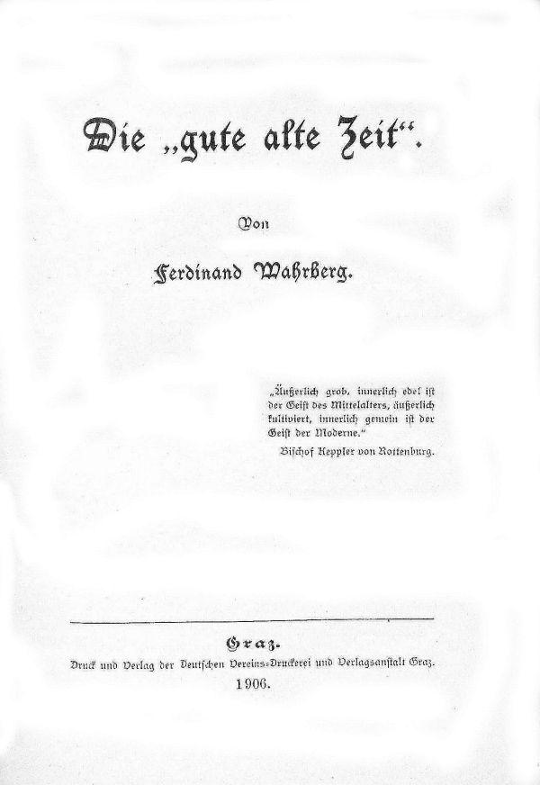 Titel des Buchs